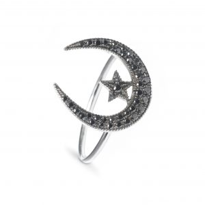 Anillo Night – Moon&star