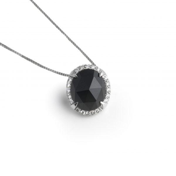 Collar Black Love