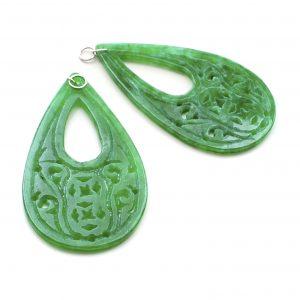 Perilla Grande Jade Verde