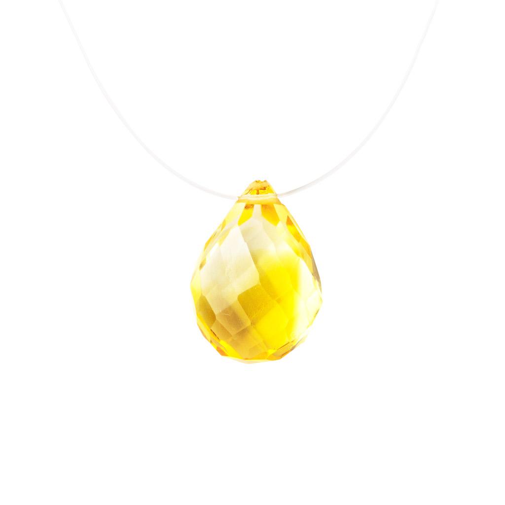 Colgante-citrino